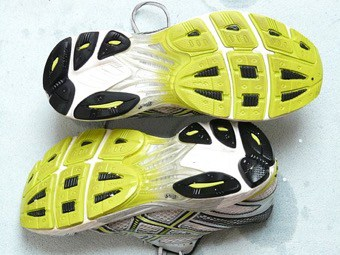 souliers de course