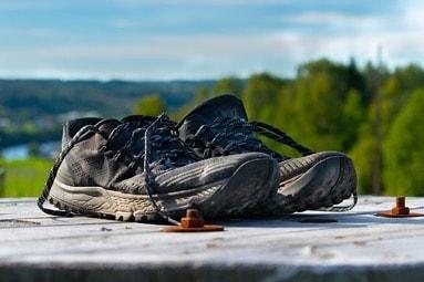 souliers de marche